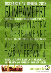 AFTER PARTY RUMBAMPERT